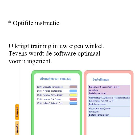 Instructie Optifile